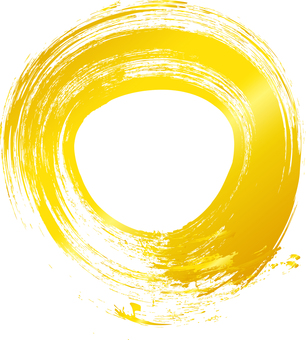 Free illustration free material gold color gold writing circle
