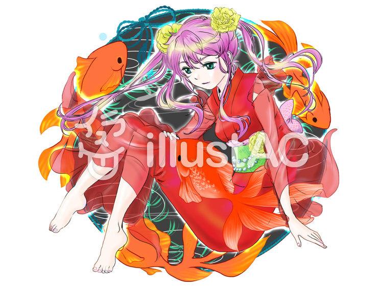 金魚姫CS2