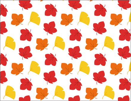 Autumn decoration _ pattern