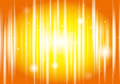 Orange light background