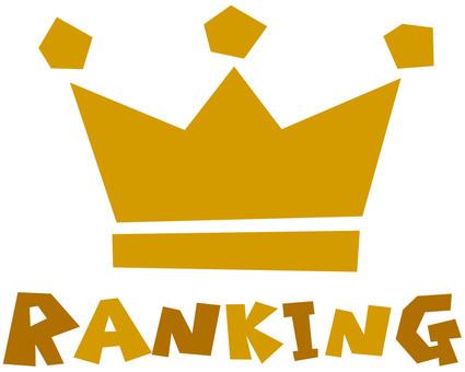 Crown icon ☆ RANKING ☆