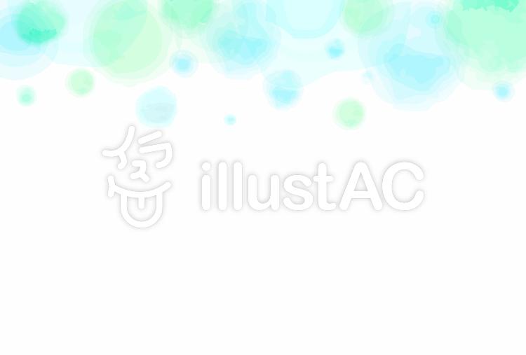 水彩画風背景10のイラスト