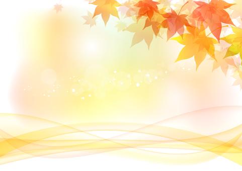 Fall image material 132