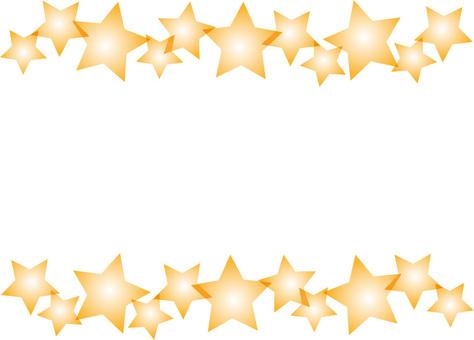 Star material (Orange)