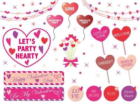Valentine's party set