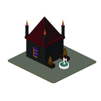 Theme house