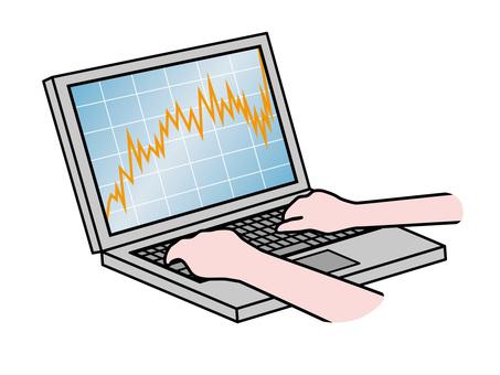 PC operation (187) Investor PC