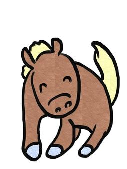 Horse ~
