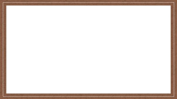 Vintage frame (brown)