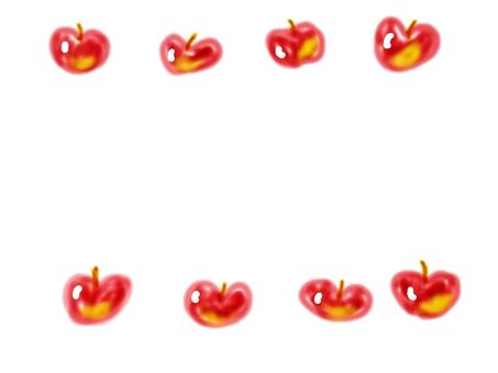Apple? heart?