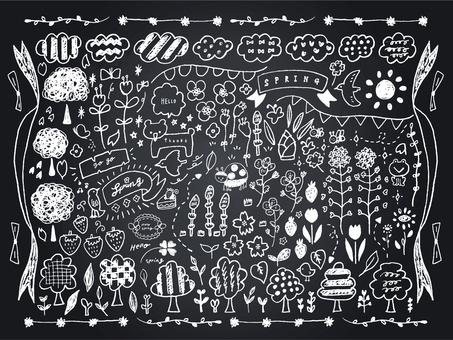 021 Blackboard Art Spring Collection