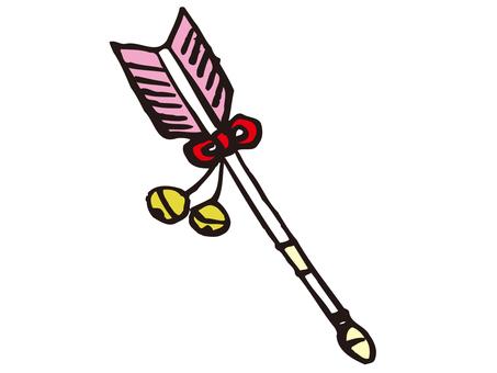 Devil arrow