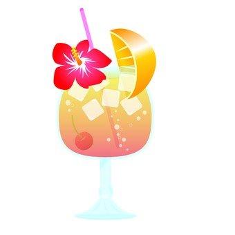 열대 음료