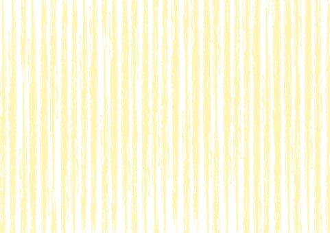 黄色ラフのストライプ柄のシンプル背景