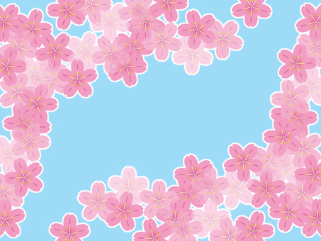 Background - Cherry blossoms 59