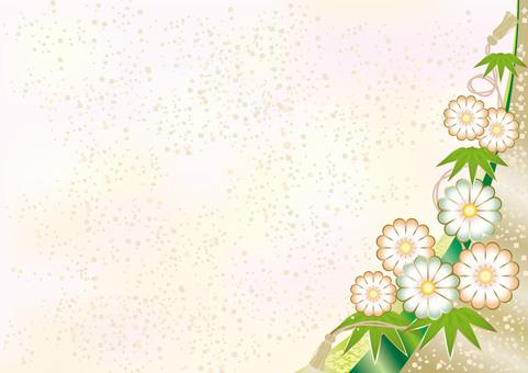 New Year's Pattern Chrysanthemum 2