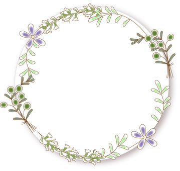 Flower wreath_16