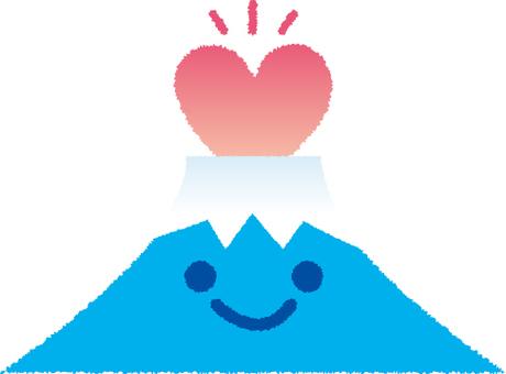 LOVE Mount Fuji