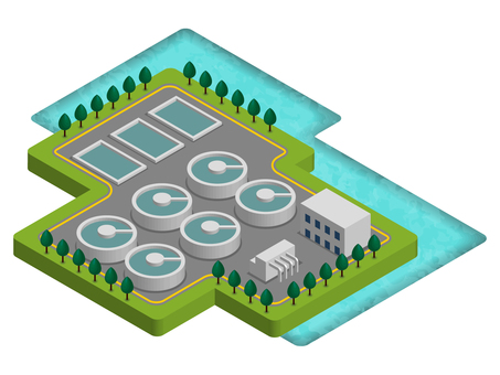 Water treatment plant -1