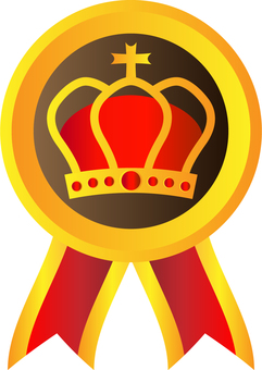 Crown medal