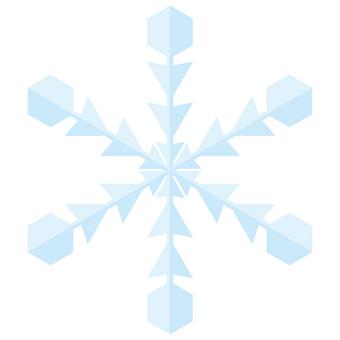Snow crystal 06