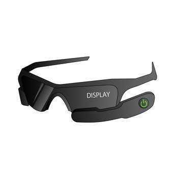 Smart Glasses (Black)