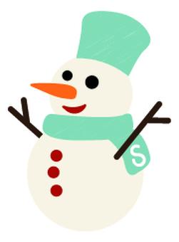Snowman 06