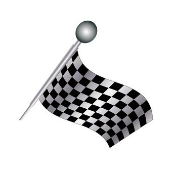 Checkered flag (2)