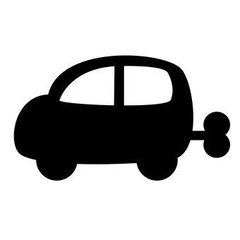 Tin car (monochrome)