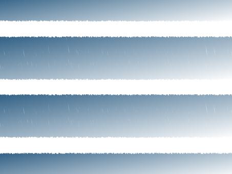 Thick border (blue)