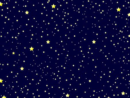 Simple night sky -1