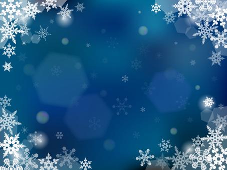 Winter background -13