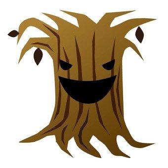Dead tree Obake