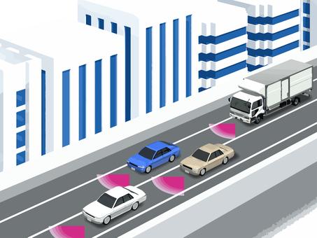 Autonomous driving on expressways 1