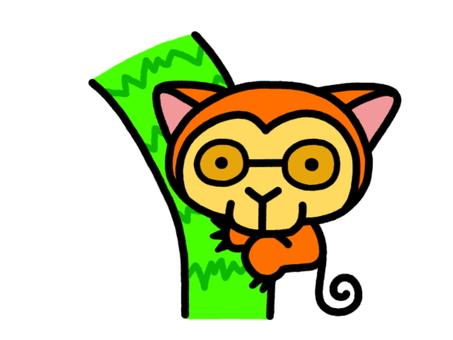 안경 원숭이 안경 버전