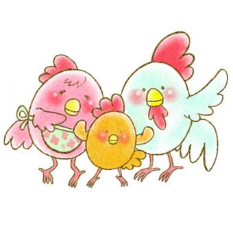 Chi-chan family