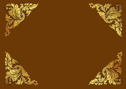 Border decoration 4