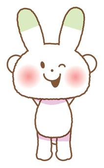 Rabin Bunny of Usagi!