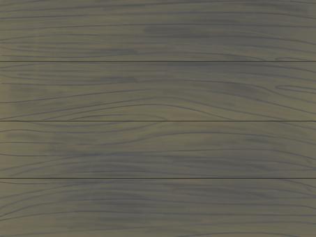 Wood grain board _ black