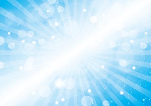 Blue sparkle 23