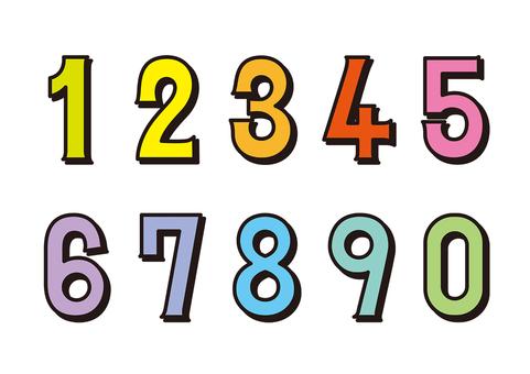 Number set 4