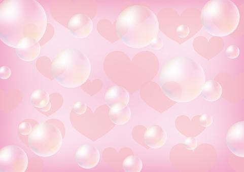 핑크와 비눗 방울 2