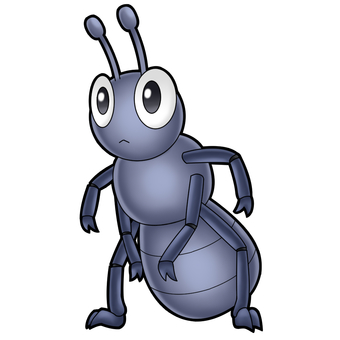 Ant (deformed)
