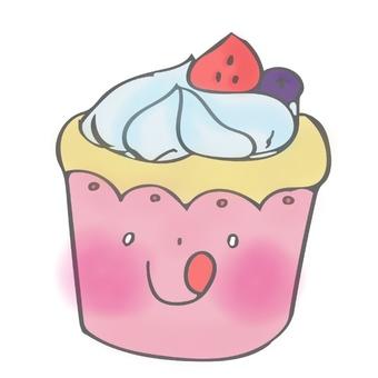 컵 케이크 ②