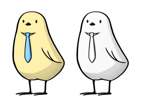 Chick tie