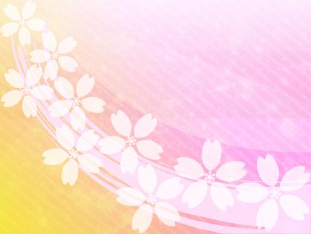 Cherry blossom background 33