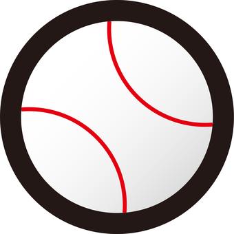 Baseball Ball-001