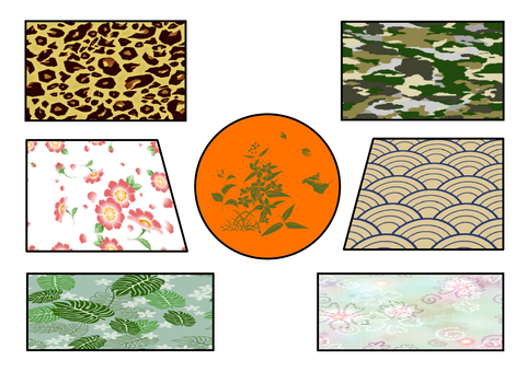 Various patterns
