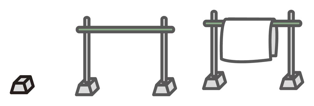 City series clothesline