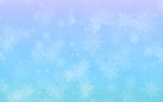 Snow crystal texture